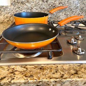 Rachael Ray Porcelain Durable Cookware